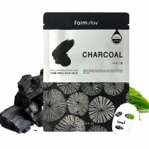 Mặt Nạ Farm Stay Charcoal Mask