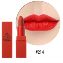 Son 3CE Red Recipe Lip Color Matte #214