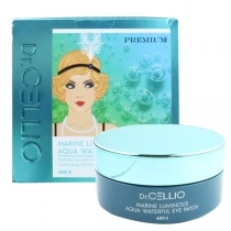 Mặt Nạ Mắt Dr.Cellio Marine Luminous Aqua Waterful Eye Patch