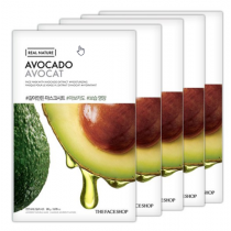 Mặt Nạ The Face Shop Real Nature Avocado Avocat Face Mask