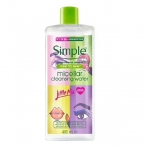 Nước Tẩy Trang Simple Micellar Cleansing Water Little Mix