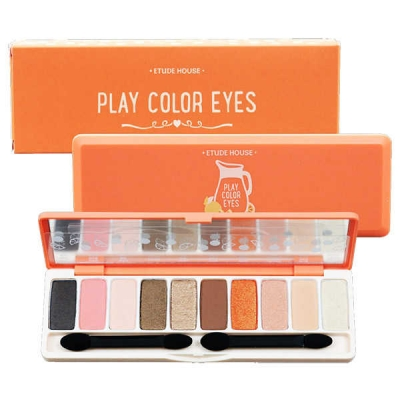 Phấn Mắt Etude House Play Color Eyes Juice Bar (10 ô )