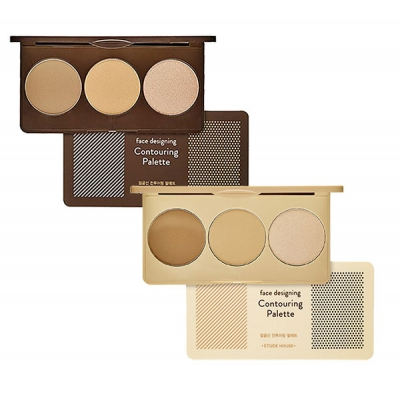 Phấn Tạo Khối Face Designing Contouring Palette