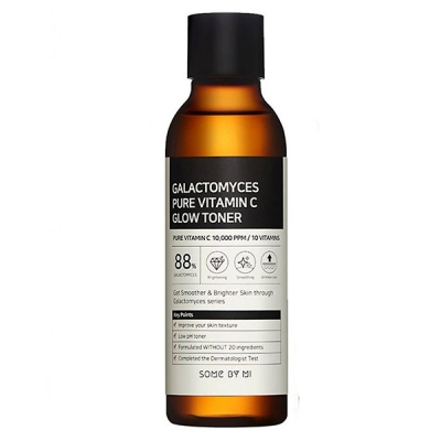 Nước Hoa Hồng Some By Mi Galactomyces Pure Vitamin C Glow Toner 200ml