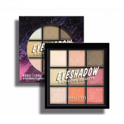 Phấn Mắt Eyeshadow 9 Colors Fashion