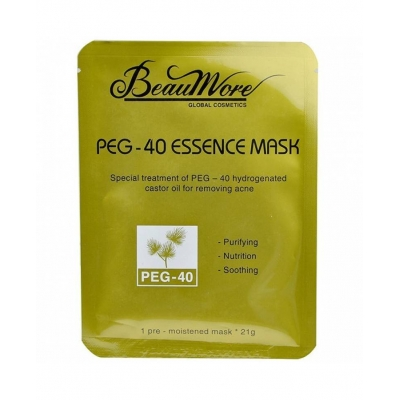 Mặt Nạ BeauMore Peg-40 Essence Mask