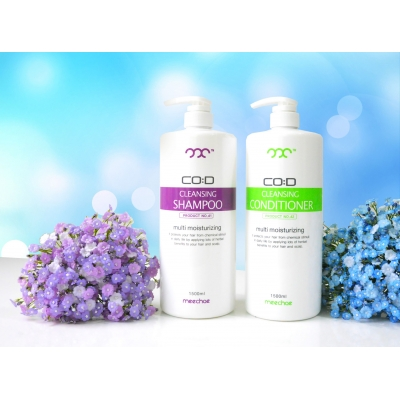 Dầu Gội & Dầu Xả CO:D CLEANSING SHAMPOO & CO:D CLEANSING CONDITIONER