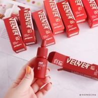 Review Son Peripera Ink Velvet Lip Tint 2019 - Lọ Mực Cute Nhà Peripera