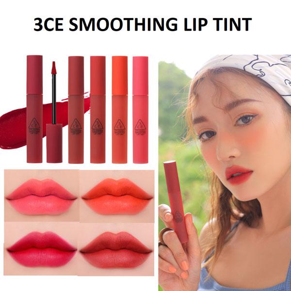Son Kem 3CE Stylenanda Smoothing Lip Tint