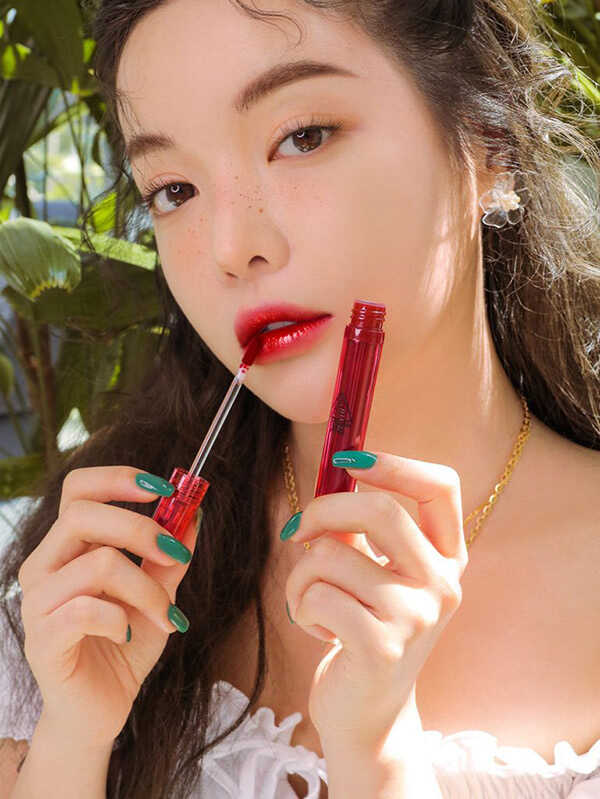 Son Tint 3Ce Flash Lip Tint màu Tailor Red