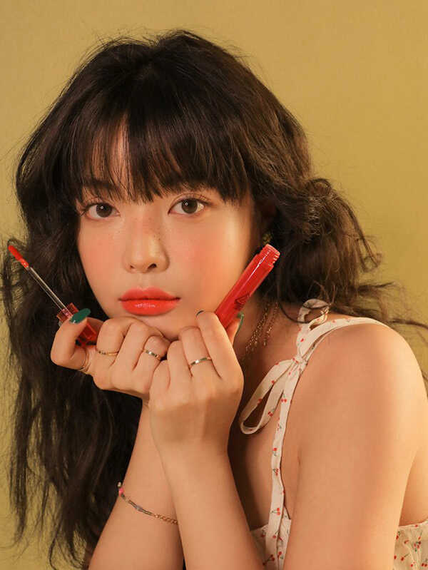Son Tint 3Ce Flash Lip Tint màu Vanishing Coral