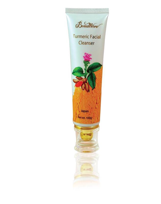 Sữa Rửa Mặt Nghệ Nhật - Beaumore Turmeric Facial Cleanser 100g