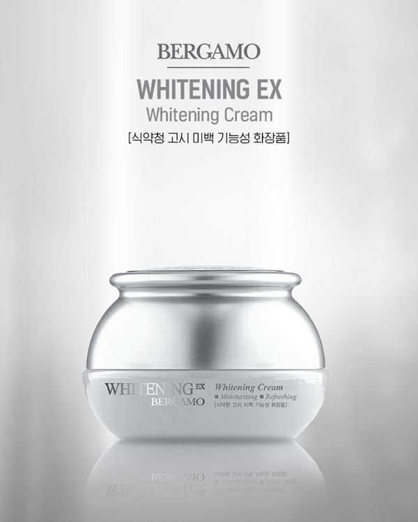 Bergamo Whitening EX Cream