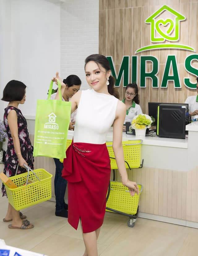 Hương Giang Mua Hàng Tại Miraso