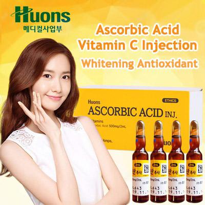 Huons Ascorbic Acid Inj Vitamins