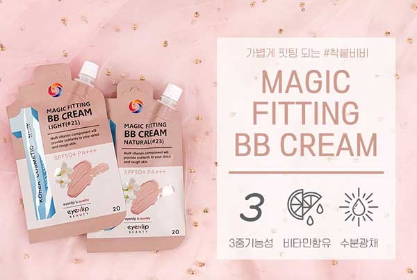 Kem Nền Eyenlip Magic Fitting BB Cream