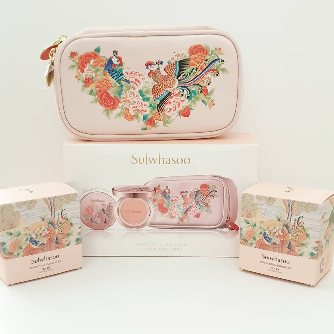 Sulwhasoo Perfecting Cushion EX Phoenix Limited Collection
