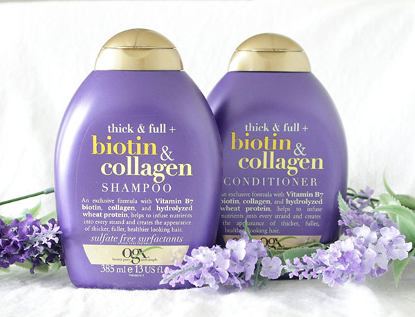 Dầu Gội Biotin & Collagen Shampoo