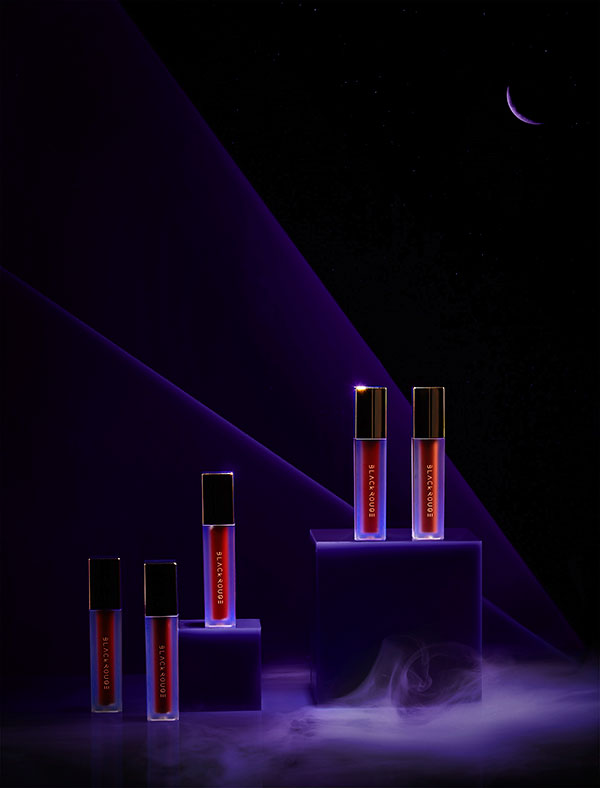 Son Kem Black Rouge Air Fit Velvet Tint Ver.5 Night Series