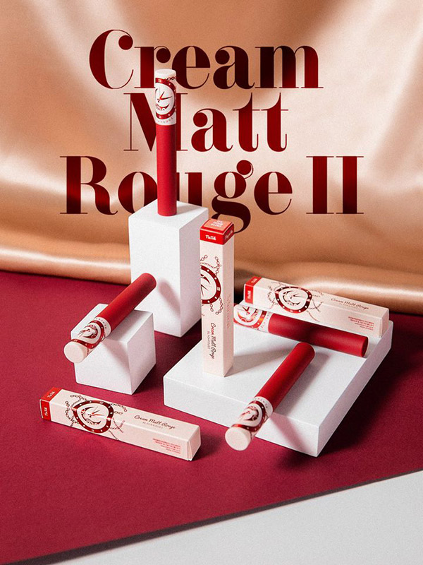 Son Kem Black Rouge Cream Matt Rouge Season 2