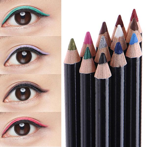 Cách Kẻ Mắt Đẹp Tự Nhiên Bằng Bút Chì