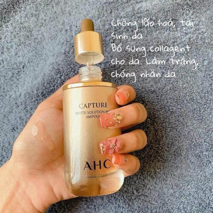 Tinh Chất Dưỡng Da Serum AHC Capture Solution Max Ampoule
