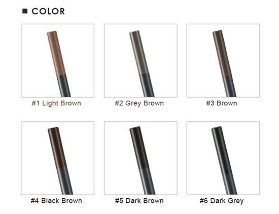 Chì Kẻ Mày - The Face Shop Designing Eyebrow Pencil Crayon