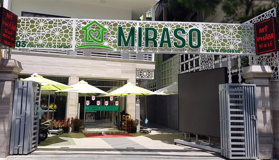 Giới Thiệu Về Miraso