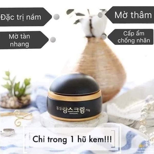 Kem Dưỡng Da Trị Nám DongSung Rannce Cream
