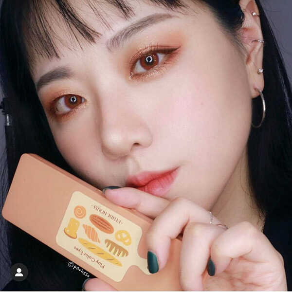 Phấn Mắt Etude House Play Color Eyes Bakehouse