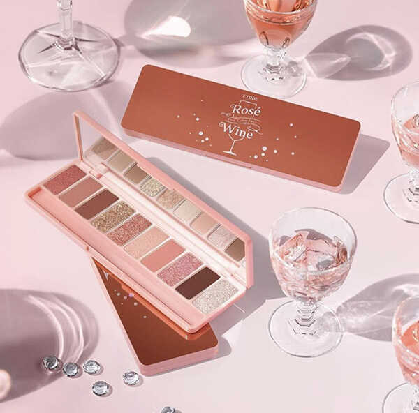 Phấn Mắt Etude House Play Color Eyes Rose Wine