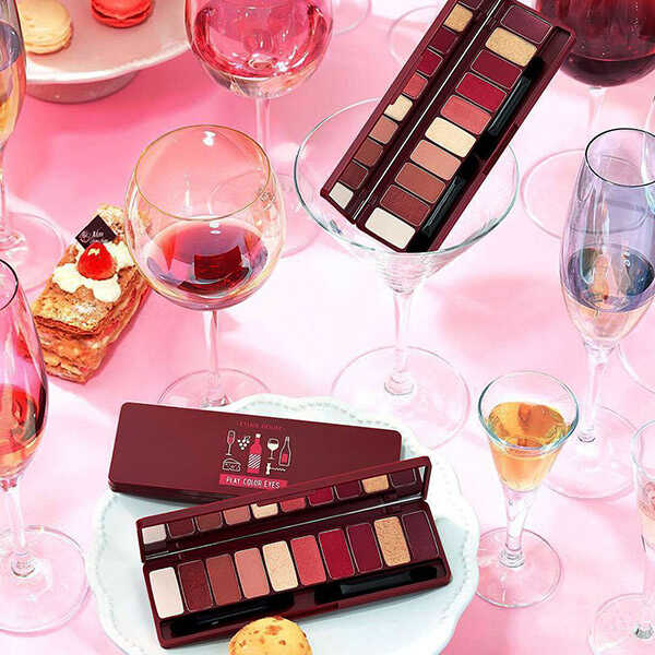 Phấn Mắt Etude House Play Color Eyes Wine Party