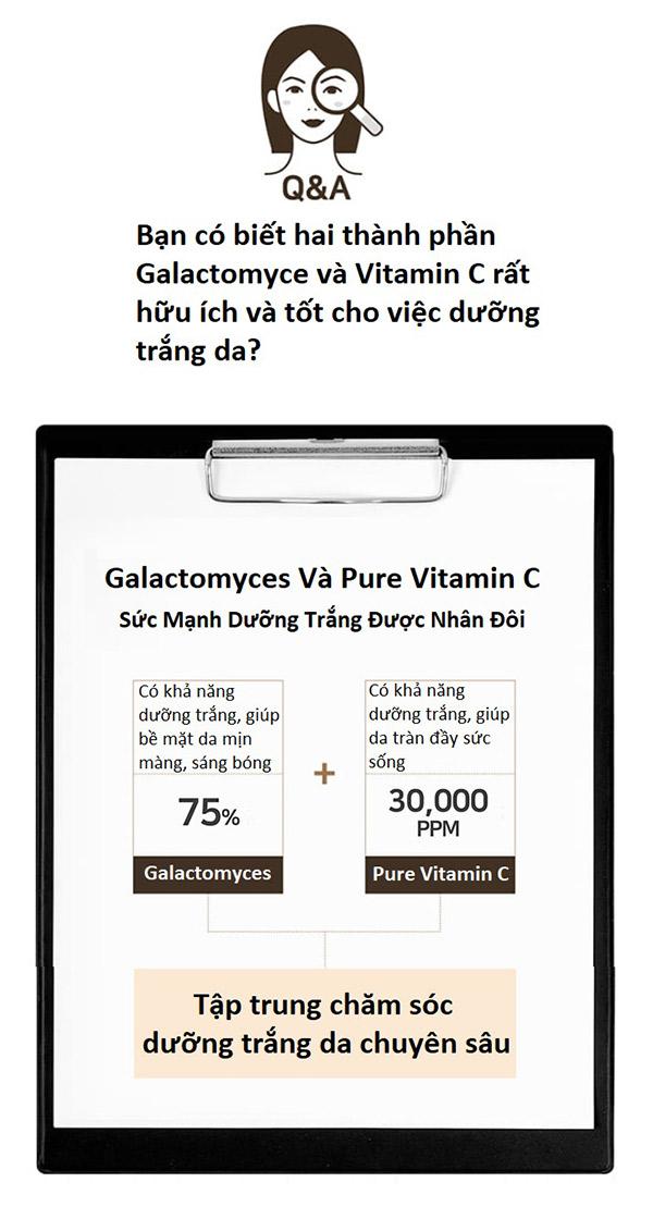 Serum Some By Mi Galctomyces Pure Vitamin C Glow Serum 30ml