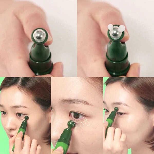Bút Lăn Dưỡng Da Vùng Mắt Innisfree Green Tea Seed Eye & Face Ball