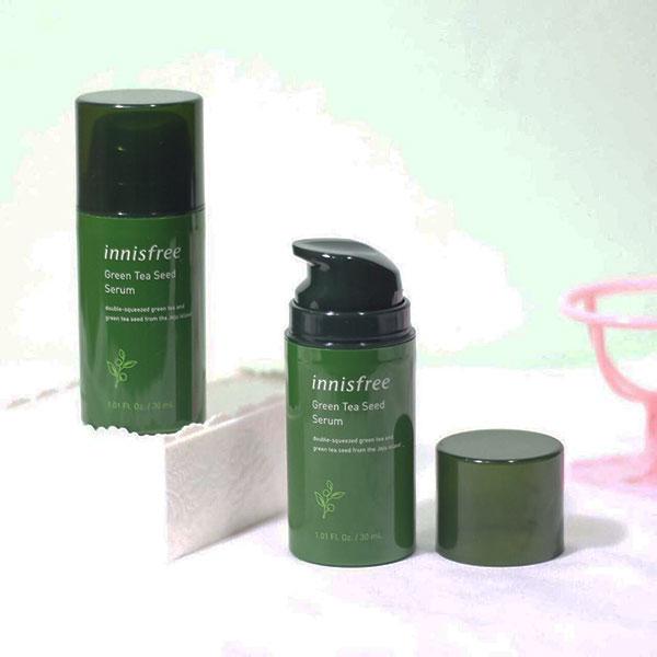 Tinh Chất Serum Innisfree The Green Tea Seed 30ml