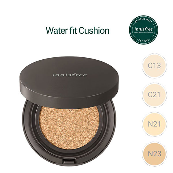 Phấn Nước Innisfree Water Fit Cushion SPF 34 PA++