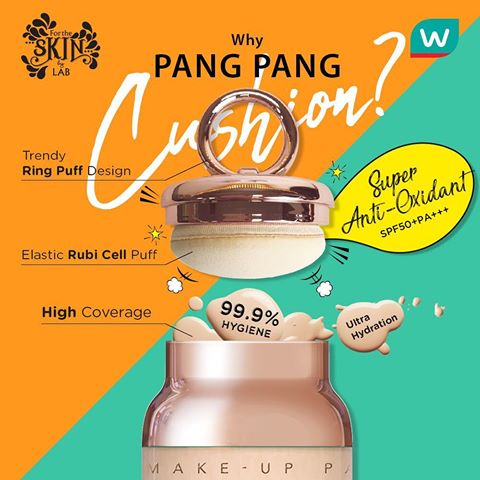 Phấn Nước Keep Calm and Make-up Pang Pang