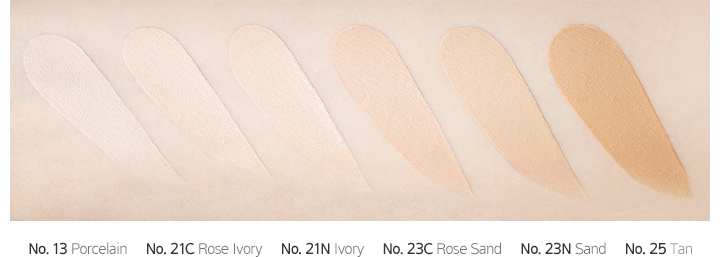 Kem nền Mamonde All Stay Foundation SPF25 PA++