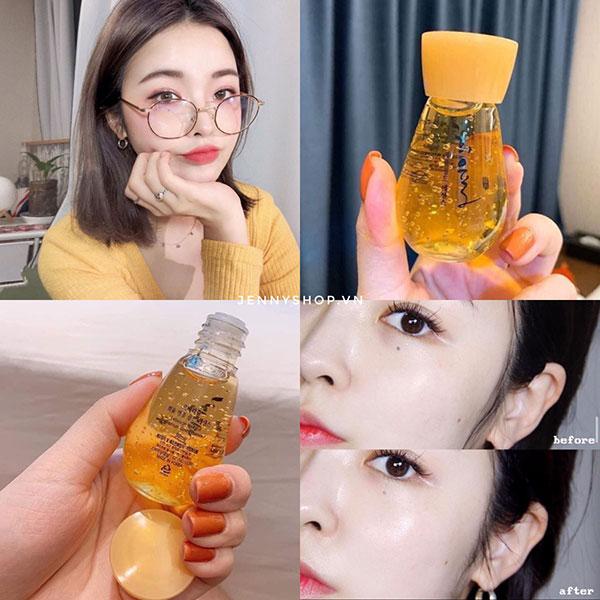 Serum Lebelage Heeyul Premium Gold Essence Tinh Chất Vàng
