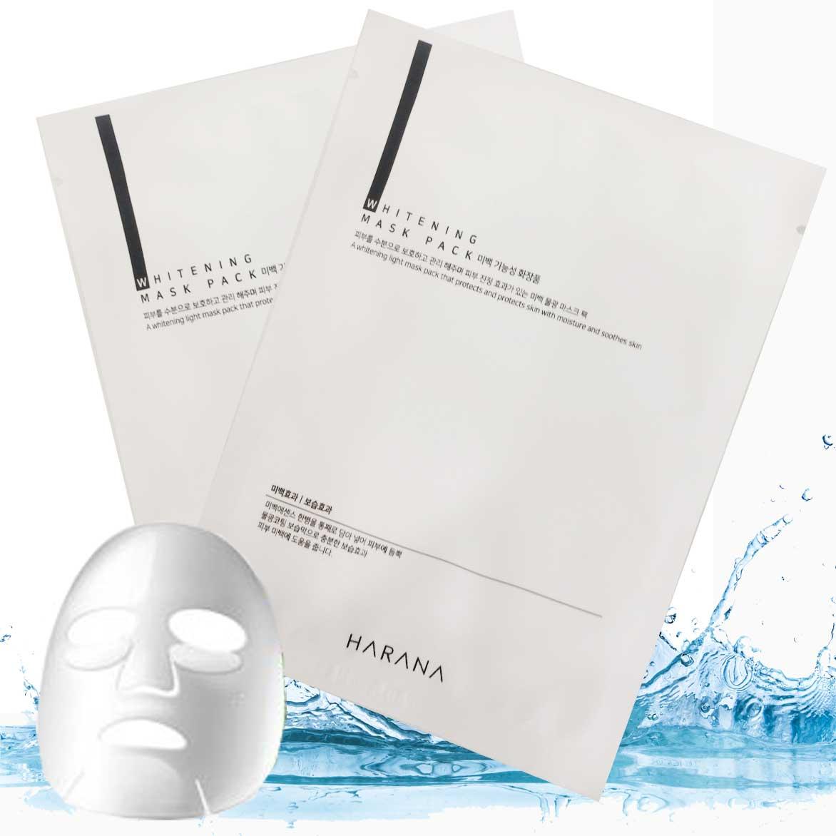 Mặt Nạ Dưỡng Da Whitening Mask Pack Harana