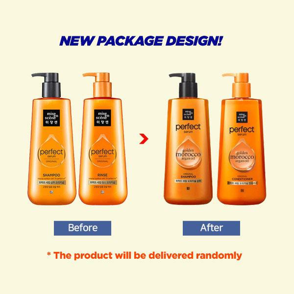 Bộ Dầu Gội - Dầu Xã Mise En Scene Perfect Serum Shampoo mang đến cho bạn những dưỡng chất giúp chăm sóc và nuôi dưỡng mái tóc từ gốc đến ngọn, cho bạn mái tóc khỏe đẹp thật sự từ bên trong.