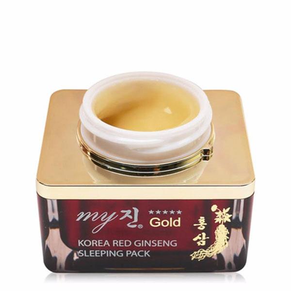 Kem Dưỡng Da My Gold Korea Red Ginseng White Cream Hồng Sâm 50ml
