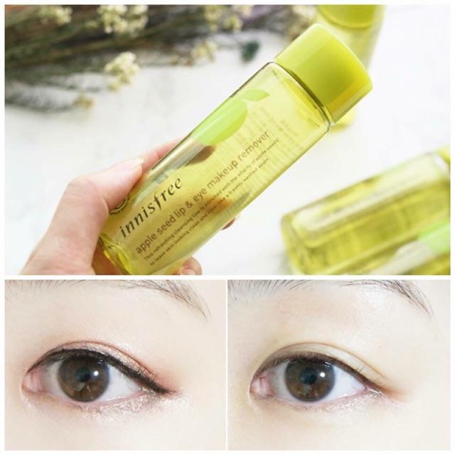 Innisfree Apple Seed Lip & Eye Makeup Remover 100ml