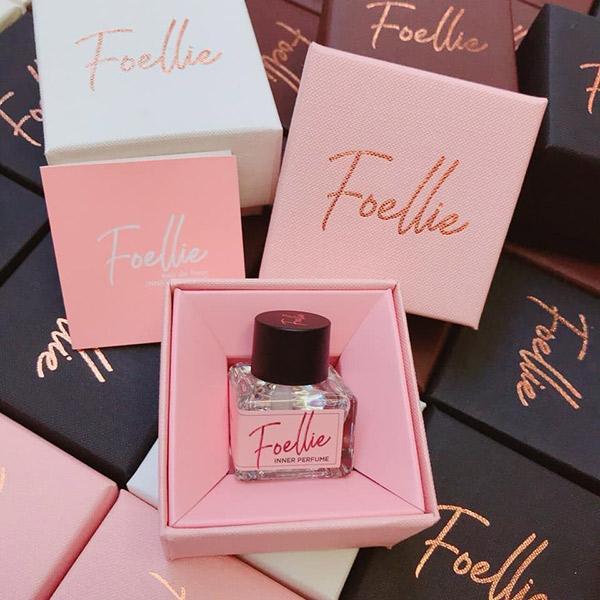 Nước Hoa Vùng Kín Foellie Eau De Fleur Inner Perfume - Hương Trái Cây