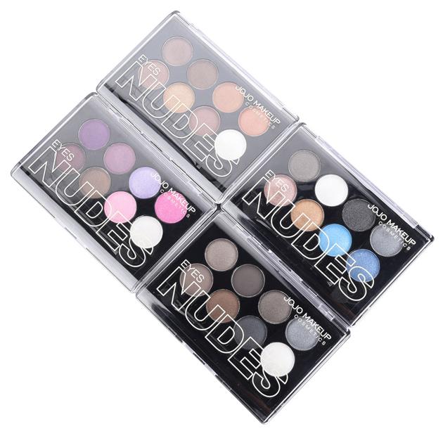 Phấn mắt 8 ô bền màu thời trang Jojo 8 Color Eye Shadow 10g