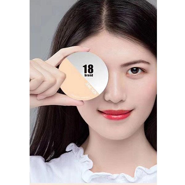 Phấn Phủ Kiềm Dầu Jeme Skin Sheer Mineral Pressed Powder