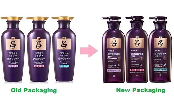 Dầu Gội Ryo Hair Loss Care Shampoo