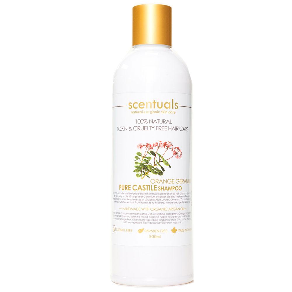  Dầu Gội Đầu Scentuals Pure Castile Shampoo