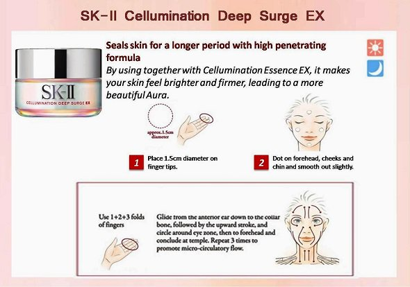 SK-II Cellumination Deep Sugre Ex