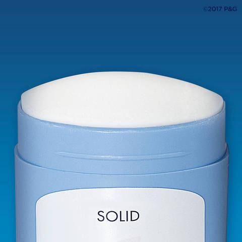 Invisible Solid Balanced Powder Fresh